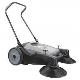 """Balai mécanique - Johnny Vac JV320 - 32"""" (813 mm) de largeur de nettoyage - 2 brosses latérales - capacité 10,5 gal (40 L)"""