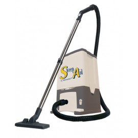 Used: Sweep Aid Mini Special : Trash Bin, Vacuum Cleaner and Dust Pan 3 in 1