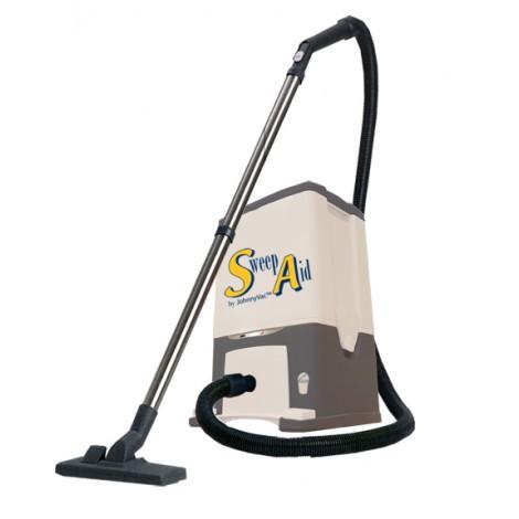 Used: Sweep Aid Mini Special : Trash Bin, Vacuum Cleaner and Dust Pan 3 in 1