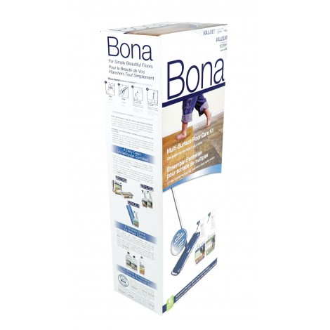 Multi-Surface Floor Care Kit Bona # SJ301
