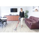 Cordless Stick Vacuum, Johnny Vac # JV222V, Bagless, Light, Power Nozzle, Lithium Battery, Accessories USED