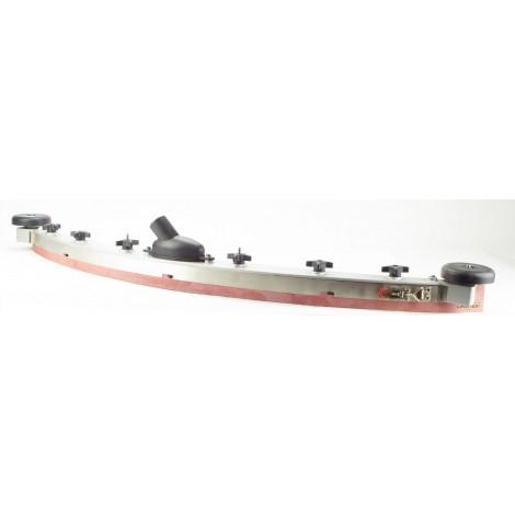 Raclette arrière de remplacement pour l'appareil JVC70Rider de Johnny Vac