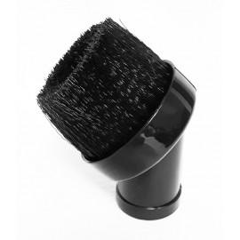 Brosse à épousseter - en poils de nylon - noir - * commande spéciale