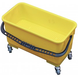 BUCKET FOR WET PAD - YELLOW