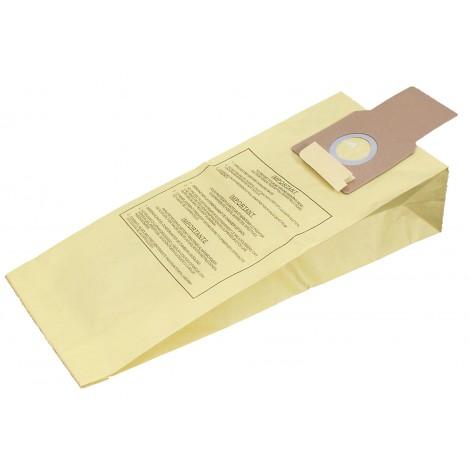 Sac microfiltre pour aspirateur vertical Kenmore type U 50688 et 50690, Miele type Z et Panasonic type U-2 - paquet de 9 sacs - Envirocare 159-9