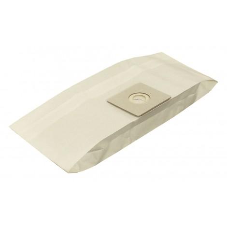 Sac en papier pour aspirateur Shop Vac type A avec capacité du réservoir de 5,7 L (1,25 gallons) - paquet de 3 sacs - Envirocare 360SW