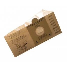 PAPER VACUUM BAGS - EUREKA T - PKG/3