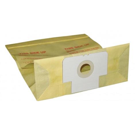 Sac en papier pour aspirateur Lindhaus 514 DP5 - paquet de 10 sacs