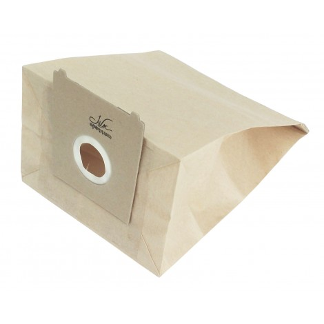 Paper Bag for Johnny Vac Opossum Vacuum - Pack of 5 Bags