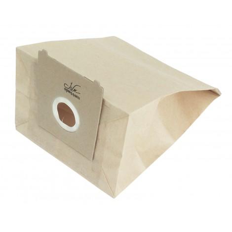 Sac en papier pour aspirateur Johnny Vac Opossum - paquet de 5 sacs