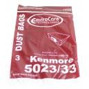 Paper Bag for Kenmore 5023/5033 Vacuum - Pack of 3 Bags - Envirocare 129SW