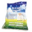 Sac microfiltre pour aspirateur Canavac Doc-It-All - paquet de 3 sacs - B5-006-3