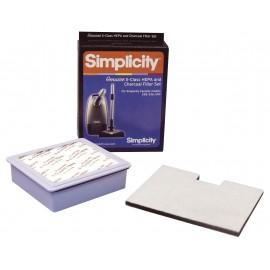ENSEMBLE FILTRES (2) - SIMPLICITY S36
