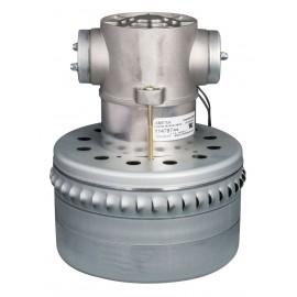 "Bypass Vacuum Motor - 7.5"" dia - 3 Fans - 120 V - 11.3 A - 1205 W - 359 Airwatts - 88.1"" Water Lift - 126.4 CFM - Lamb / Ametek 114787"