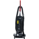 Bagless Upright Vacuum, Sanitaire, HEPA Filter, Force Quiet Clean, SC5845B
