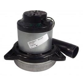 """Moteur pour aspirateur tangentiel - dia 7,2"""" - 2 ventilateurs - 120 V - Lamb / Ametek 117467-00 (b)"""