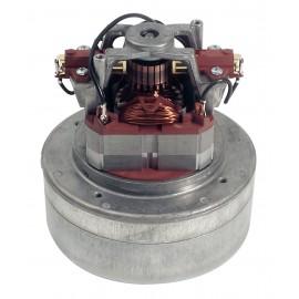 """Moteur pour aspirateur """"Thru-Flow"""" - dia 5,7"""" - 2 ventilateurs - 110 V - 12 A - 1100 W - 410 watts-air - levée d'eau 92"""" - CFM (pi3/min) 119"""" - Domel 496.3.430-2"""