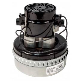 Bypass Vacuum Motor - 2 Fans - 120 V - Lamb/Ametek 116336-01 (B)