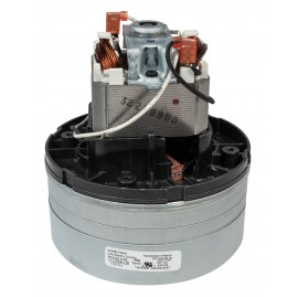 Thru-flow Motor with 2 Fans, 120 V for Condolux / Powerlux Central Vacuums, from Lamb / Ametek