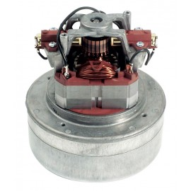 Moteur thru flow - 2 ventilateurs métal 12 A 120 V -Domel 496.3.430-2 TCO - Usagé