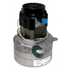 Moteur tangentiel 3 ventilateurs 120 v - Lamb / Ametek # 116765-00 ) Usagé