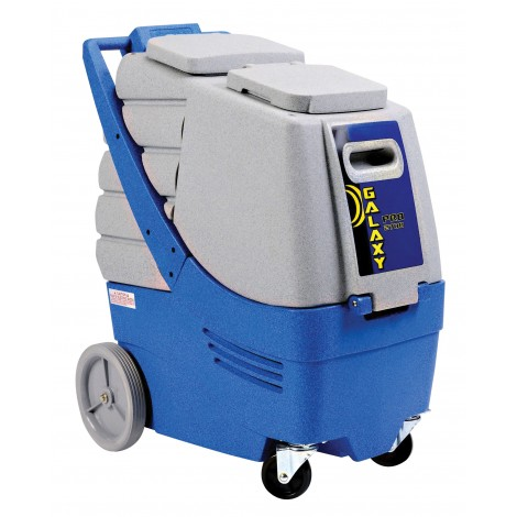 Galaxy Pro 2700 Carpet Extractor by Edic - 17 gal capacity - 150 psi