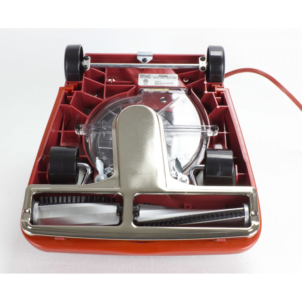 Commercial Upright Vacuum For Carpets And Hard Floors