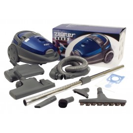 VC4000 - CANISTER VACUUM CLEANER - 11 A - HEPA FILTRATION - PURPLE - ZELMER