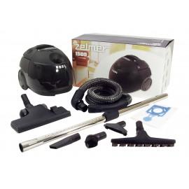 Canister Vacuum Cleaner - Black - Zelmer 1500.0