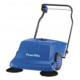 36' (91,44 cm) Width Broom - with battery and charger Powr-Flite
