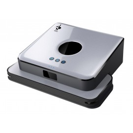 Robot Vacuum Cleaner DONKEYM1. Floor Scrubber Robot 210.5x246x79mm, 7.2V, Integrated GPS