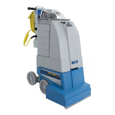 Carpet Extractor, EDIC 701PS, Adjustable Handle, 7 gal. Tank, Side Extensions