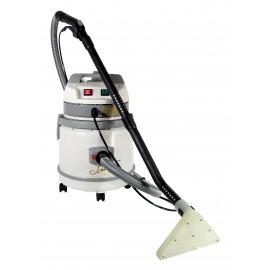 Extracteur à tapis, réservoir de 28,5 L, manchon et balai à succion en métal et accessoires Ghibli ASDO07701