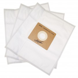 Hepa Microfilter Vacuum Bags 800H for Johnny Vac Juliette Vacuum Cleaner - Pkg/3