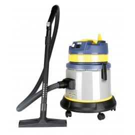 Aspirateur commercial sec et humide - Johnny Vac - capacité de 5,9 gal (22,5 L) - prise pour balai électrique - avec accessoires - ASDO07362