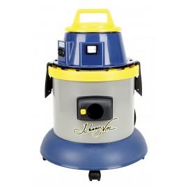 Aspirateur commercial sec et humide, Johnny Vac - capacité de 4 gal (18 L) - prise pour balai électrique - avec accessoires - ASDO010515