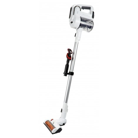 2 Speed Cordless & Bagless RhinoVac Stick Vacuum, Light, Power Nozzle, Lithium Battery, Brushless Motor & Accessories - Usagé