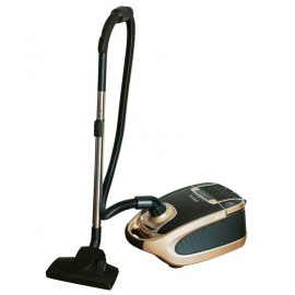 Canister Vacuum Cleaner, Johnny Vac XV10, Digital Control, HEPA Filtration, Set Of Brushes - Used