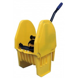Downpress Wringer Replacement Part for Johnny Vac Buckets - Johnny Vac BUDP - Yellow