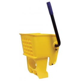 Sidepress Wringer Replacement Part for Johnny Vac Buckets - Yellow