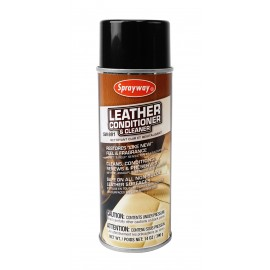 Nettoyant et revitalisant pour cuir - 14 oz (396 g) - Sprayway SW-991