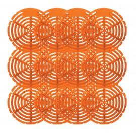 Urinal Screen - Weise - Orange Mango Scent - Box of 12 - WU040ORX12