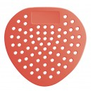 Urinal Screen - Red - Red Cherry Fragrance
