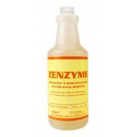 Détachant à base d'enzyme - pour tapis et capitonnage - 33,3 oz (946 ml) - Zenzyme