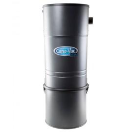 Aspirateur central - Canavac - Ethos C725 - 700 watts-air - capacité de 5 gal (19 L) - support mural - filtre Microtex - sac HEPA