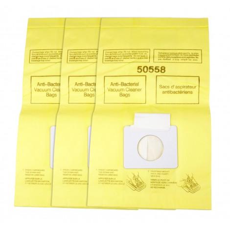Microfilter Bag for Kenmore Models 5055, 50557, 50558 and Panasonic C-5 Vacuum - Pack of 3 Bags - Envirocare 137