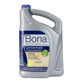 Concentrated Hardwood Floors Cleaner - 1 gal (4.5 L) - Bona SJ346