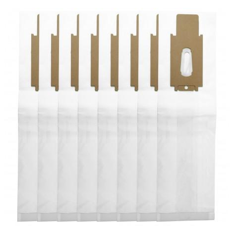 Microfilter Bag for Oreck Type CC Vacuum - PE109 - PE110 - Pack of 8 Bags - Envirocare 713