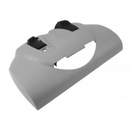 Couvercle complet pour le balai électrique Wessel PN360 - gris pâle - 10.9 048-312