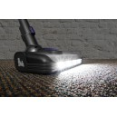 Cordless Stick Vacuum - Johnny Vac JV252 Supercharged - 2 Speeds - Bagless - Light Weight - Power Nozzle - 25.2 V - Charger Included - With Accessories